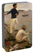 Fisher Boys Falmouth Portable Battery Charger