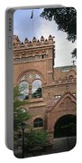 Fisher Fine Arts Library Historical Place Portable Battery Charger