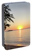 Fisherman's Island Sunset Portable Battery Charger