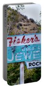 Fisher's Jewelry Portable Battery Charger