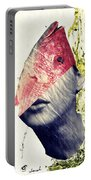 Fishhead Portable Battery Charger