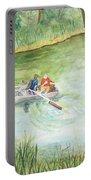 Fishing Lake Tanko Portable Battery Charger