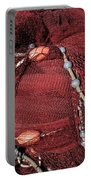 Fishing Need Paros Island Greece  Portable Battery Charger by Colette V Hera  Guggenheim