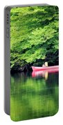 Fishing On Shady Portable Battery Charger