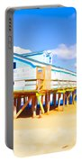 Fishing Pier 8 Portable Battery Charger
