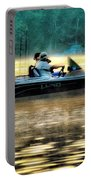Fishing Trip Portable Battery Charger