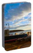 Fishing Village Filey Portable Battery Charger