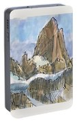 Fitz Roy, Patagonia Portable Battery Charger