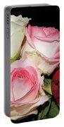 Five Roses Portable Battery Charger