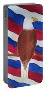 Flag And Eagle Portable Battery Charger