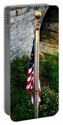 Flag Day Portable Battery Charger