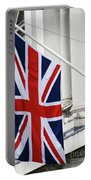 Flag Of Great Britain  Portable Battery Charger