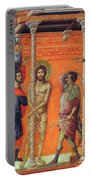 Flagellation Of Christ 1311 Portable Battery Charger
