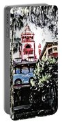 Flagler College View Portable Battery Charger
