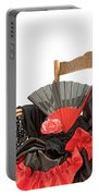 Flamenco Clothing  Portable Battery Charger