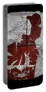 Flamenco Lady 4 Portable Battery Charger