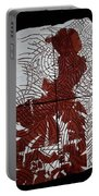 Flamenco Lady 5 Portable Battery Charger