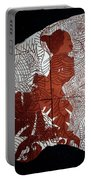 Flamenco Lady Two Portable Battery Charger
