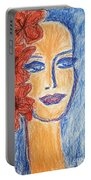 Flamenco Nights - Alicia Portable Battery Charger