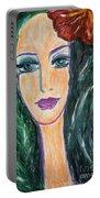 Flamenco Nights - Madalena Portable Battery Charger