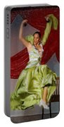 Flamenco Show Nr 2 Portable Battery Charger