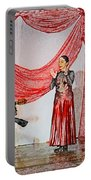 Flamenco Show Nr 4 Portable Battery Charger