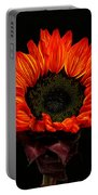 Flaming Flower Portable Battery Charger