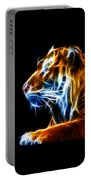 Flaming Tiger Portable Battery Charger