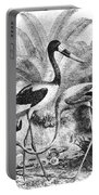 Flamingo & Jabiru Portable Battery Charger
