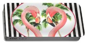 Flamingo Amore 5 Portable Battery Charger