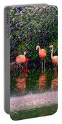 Flamingos II Portable Battery Charger