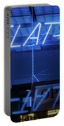 Flat Top Barber Shop Portable Battery Charger