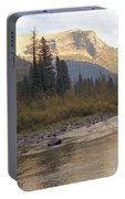 Flathead River Portable Battery Charger