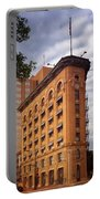 Flatiron Building Fort Worth Portable Battery Charger