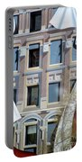 Flatiron Mural Portable Battery Charger