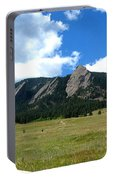 Flatirons Panorama Portable Battery Charger