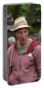 Flea Market Sales Man Portable Battery Charger