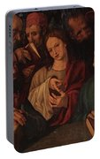 Flemish Artist 16 17th Century. Portable Battery Charger