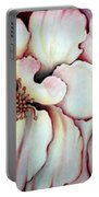 Flighty Floral Portable Battery Charger