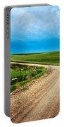 Flint Hills Spring Gravel Portable Battery Charger