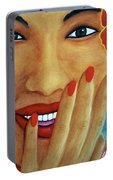 Flirtation #168 Portable Battery Charger