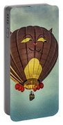Floating Cat - Hot Air Balloon Portable Battery Charger
