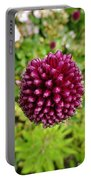 Floating Flower Buds Orb Portable Battery Charger