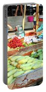Floating Market In Thailand Portable Battery Charger