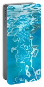 Floating On Blue 38 Portable Battery Charger