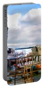 Floating Village Thailand Portable Battery Charger