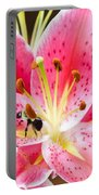 Flora And Fauna Portable Battery Charger