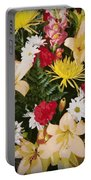 Floral 1 Portable Battery Charger