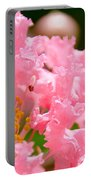 Floral 4 Portable Battery Charger
