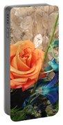 Floral Arrangement Portable Battery Charger